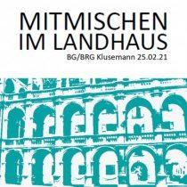 Gruppenlogo von BG/BRG Klusemannstraße 25.02.21